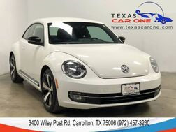 2012_Volkswagen_Beetle_2.0T TURBO HEATED SEATS BLUETOOTH LEATHER STEERING WHEEL ALLOY W_ Carrollton TX