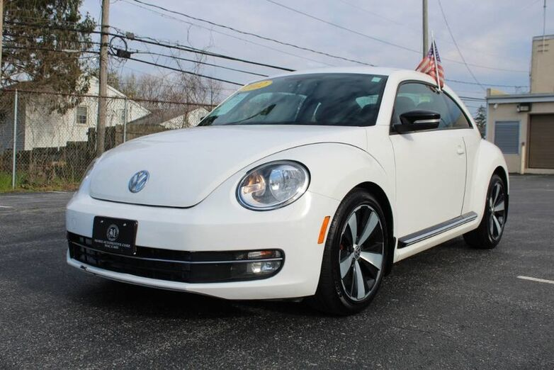 2012 Volkswagen Beetle 2.0T Turbo PZEV New Castle DE