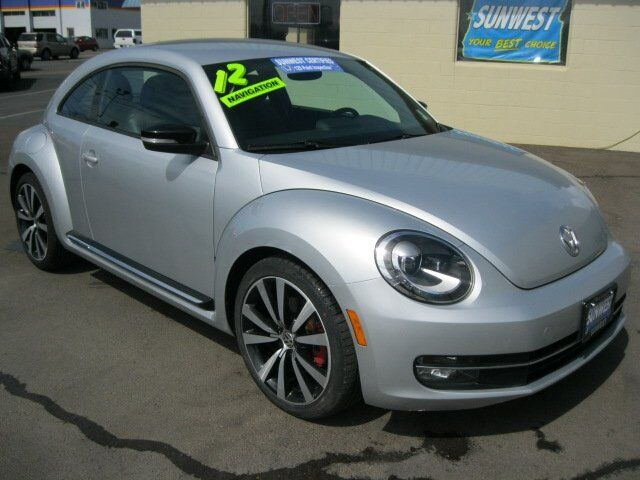 2012 Volkswagen Beetle 2.0T Turbo w/Sound/Nav PZEV Newport OR