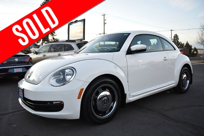 2012 Volkswagen Beetle Coupe Bend OR