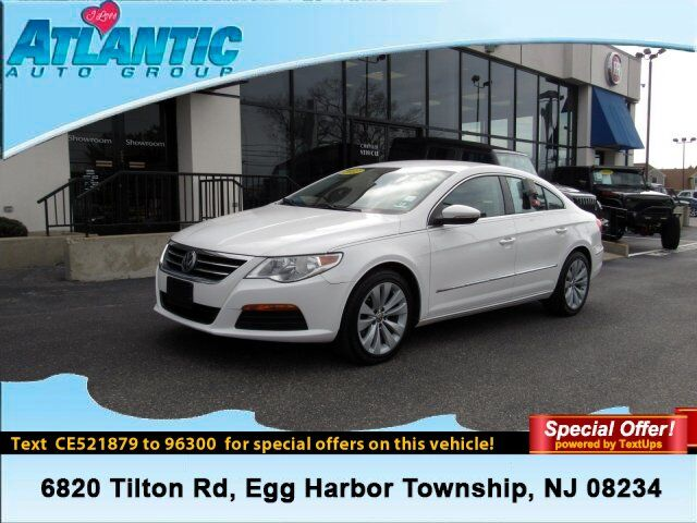 2012 Volkswagen CC Sport Egg Harbor Township NJ