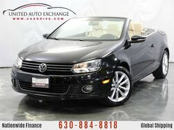2012_Volkswagen_Eos_Komfort Coupe Hard Top Convertible_ Addison IL