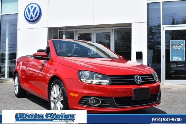2012 Volkswagen Eos Komfort Edition White Plains NY