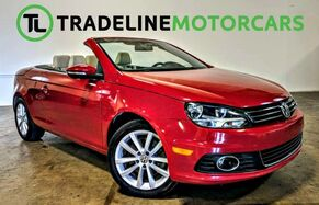 2012_Volkswagen_Eos_Komfort HARDTOP CONVERTIBLE W/ MOONROOF, HEATED SEATS, BLUETOOTH AND MUCH MORE!!!_ CARROLLTON TX