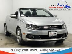 2012_Volkswagen_Eos_LUX AUTOMATIC NAVIGATION LEATHER HEATED SEATS KEYLESS START BLUETOOTH_ Carrollton TX