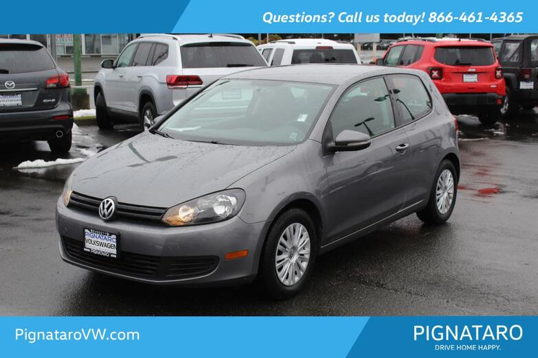 2012 Volkswagen Golf 2.5L Everett WA