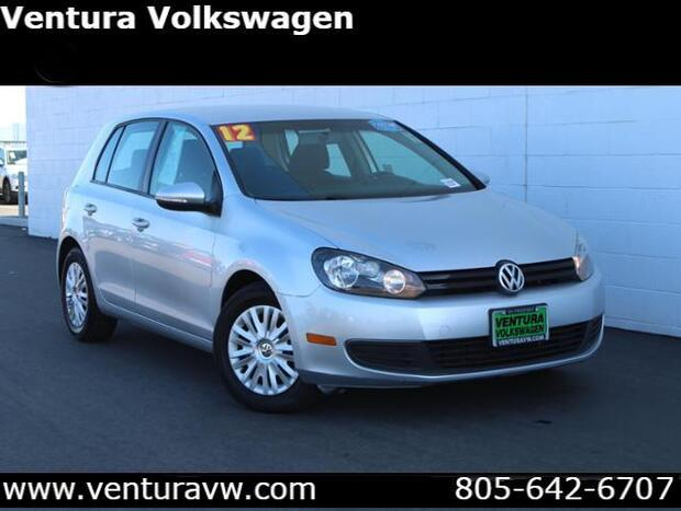 2012 Volkswagen Golf 4dr HB Auto PZEV Ventura CA