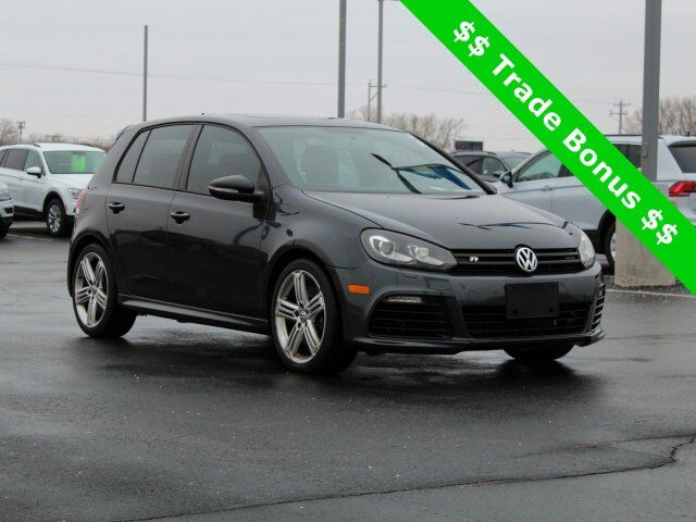 2012 Volkswagen Golf R w/Sunroof & Navi Green Bay WI