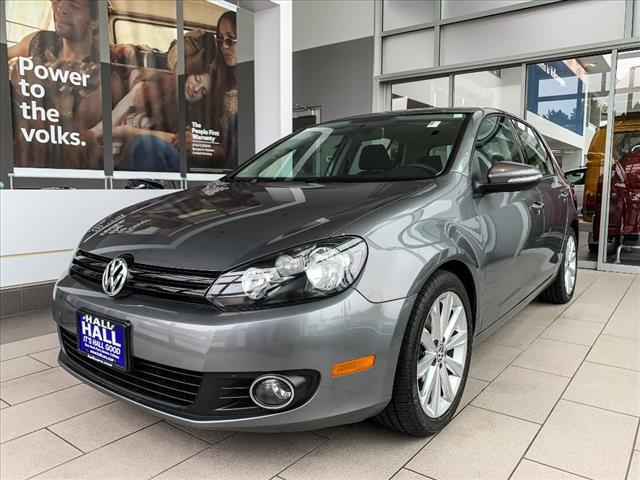 2012 Volkswagen Golf TDI 4-Door Brookfield WI