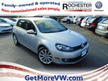 2012 Volkswagen Golf TDI 4-Door