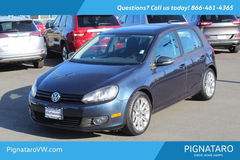 2012 Volkswagen Golf TDI Everett WA