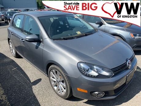 2012 Volkswagen Golf TDI Kingston NY