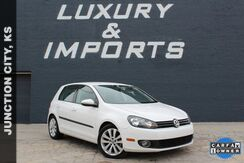 2012_Volkswagen_Golf_TDI_ Leavenworth KS