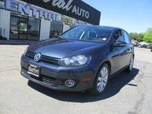 2012_Volkswagen_Golf_TDI_ Murray UT