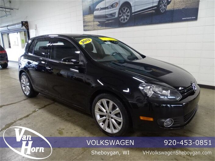 2012 Volkswagen Golf TDI Plymouth WI