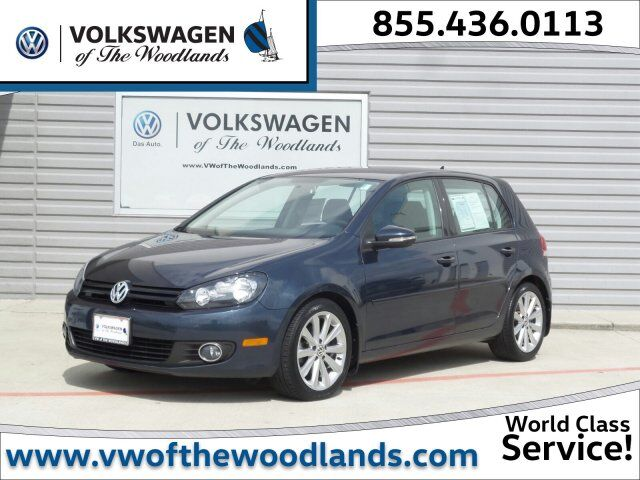 2012 Volkswagen Golf TDI The Woodlands TX