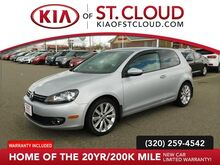 2012_Volkswagen_Golf_TDI_ St. Cloud MN