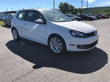 2012_Volkswagen_Golf_TDI_ Watertown NY