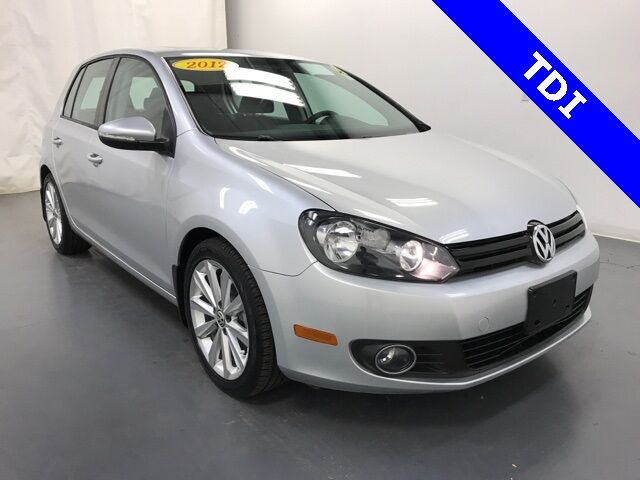 2012 Volkswagen Golf TDI w/ Sunroof & NAV Holland MI