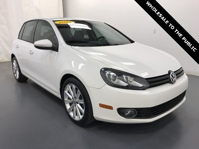 2012 Volkswagen Golf TDI w/ Tech Package Holland MI