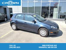 2012_Volkswagen_Golf_Trendline 5 door hatchback *No accidents/Automatic*_ Winnipeg MB