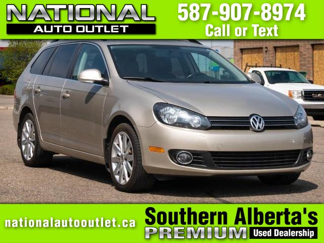 2012 Volkswagen Golf Wagon Other Lethbridge AB