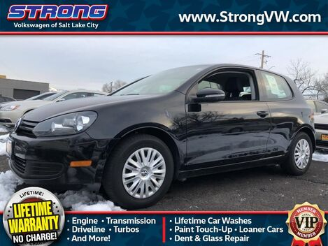 2012_Volkswagen_Golf_w/Conv_ Salt Lake City UT