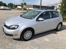 2012_Volkswagen_Golf_w/Conv & Sunroof_ Ashland VA