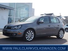 2012_Volkswagen_Golf w/Tech_TDI_ Brockton MA