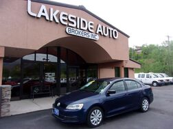 2012_Volkswagen_Jetta_S_ Colorado Springs CO