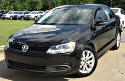 2012_Volkswagen_Jetta Sedan_2.5 SE - w/ LEATHER SEATS & SATELLITE_ Lilburn GA