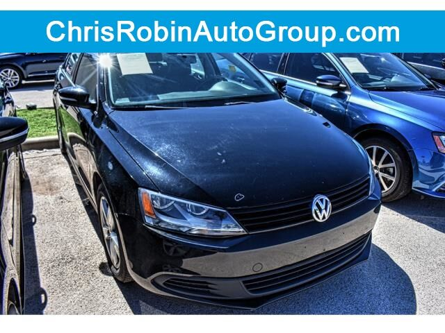 2012 Volkswagen Jetta Sedan 4DR MANUAL TDI Odessa TX