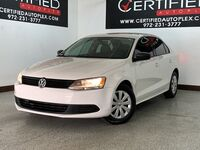 Volkswagen Jetta Sedan S KEYLESS ENTRY HEATED POWER MIRRORS AUX INPUT POWER LOCKS POWER WINDOWS PO 2012