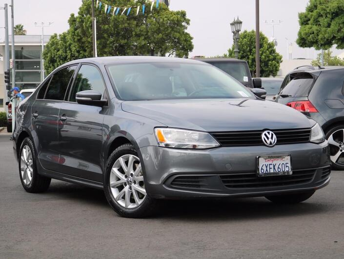 2012 Volkswagen Jetta Sedan SE Los Angeles CA