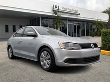 2012_Volkswagen_Jetta Sedan_SE_ Coconut Creek FL