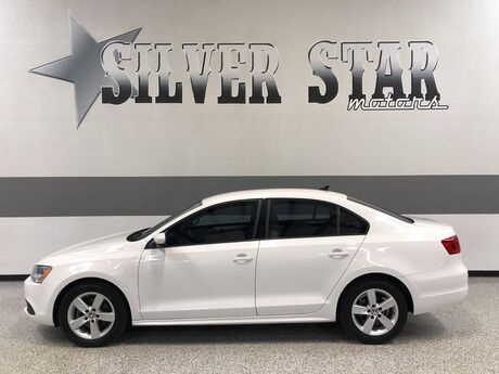 2012 Volkswagen Jetta Sedan TDI Dallas TX