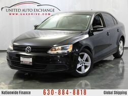 2012_Volkswagen_Jetta Sedan_TDI DIESEL Engine & MANUAL Transmission_ Addison IL