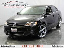 2012_Volkswagen_Jetta Sedan_TDI Diesel Engine_ Addison IL
