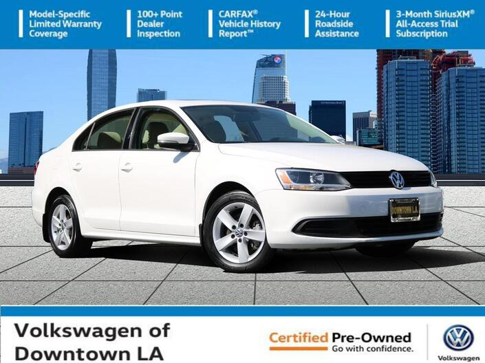 2012 Volkswagen Jetta Sedan TDI Los Angeles CA