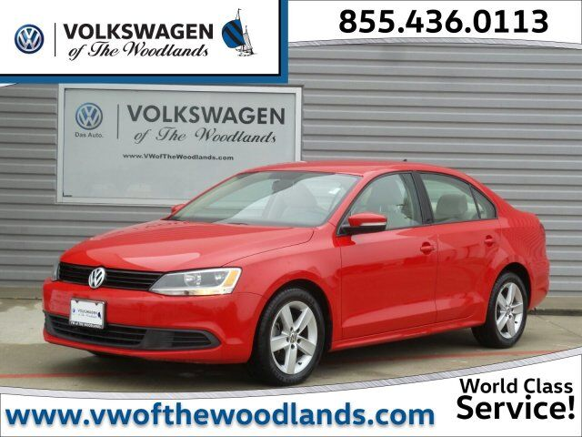 2012 Volkswagen Jetta Sedan TDI The Woodlands TX