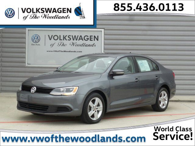 2012 Volkswagen Jetta Sedan TDI w/Premium The Woodlands TX