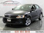 2012 Volkswagen Jetta Sedan TDI w/Premium & Nav Manual Transmission diesel / Sunroof