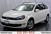 2012 Volkswagen Jetta SportWagen 2.0L TDI Engine **DIESEL WAGON with MANUAL TRANS** Bluetooth Connectivity, AUX & SD Card Support, Touch Screen Media Interface