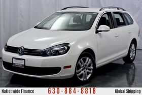 2012_Volkswagen_Jetta SportWagen_2.0L TDI Engine **DIESEL WAGON with MANUAL TRANS** Bluetooth Connectivity, AUX & SD Card Support, Touch Screen Media Interface_ Addison IL