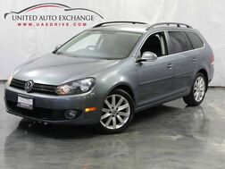 2012_Volkswagen_Jetta SportWagen_2.0L TDI Engine / Manual Transmission / Sunroof/ Bluetooth_ Addison IL