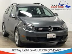 2012_Volkswagen_Jetta SportWagen_TDI AUTOMATIC NAVIGATION PANORAMA LEATHER HEATED SEATS KEYLESS S_ Carrollton TX