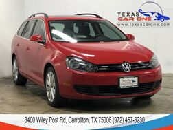 2012_Volkswagen_Jetta SportWagen_TDI PANORAMA LEATHER SEATS HEATED SEATS BLUETOOTH LEATHER STEERI_ Carrollton TX