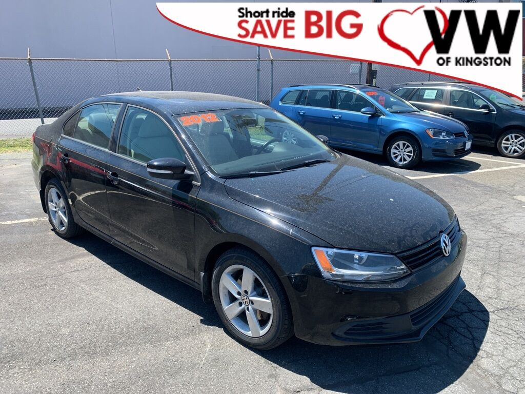 2012_Volkswagen_Jetta_TDI 2.0_ Kingston NY