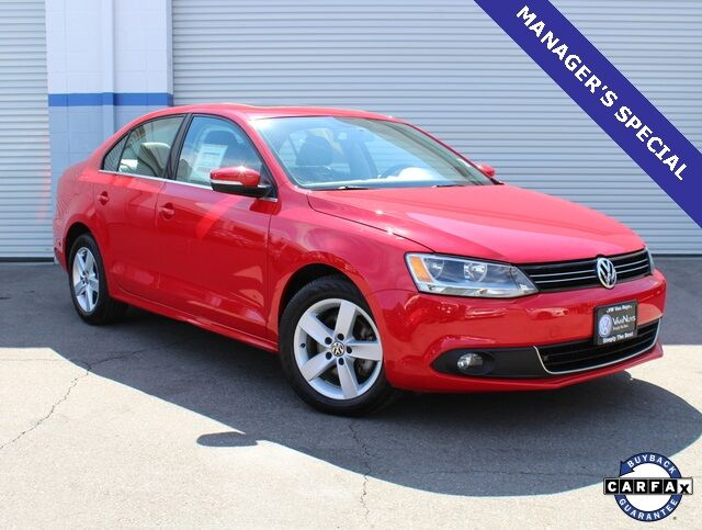 2012 Volkswagen Jetta TDI 2.0 Van Nuys CA