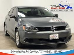 2012_Volkswagen_Jetta_TDI LEATHER HEATED SEATS LEATHER STEERING WHEEL HEATED MIRRORS_ Carrollton TX
